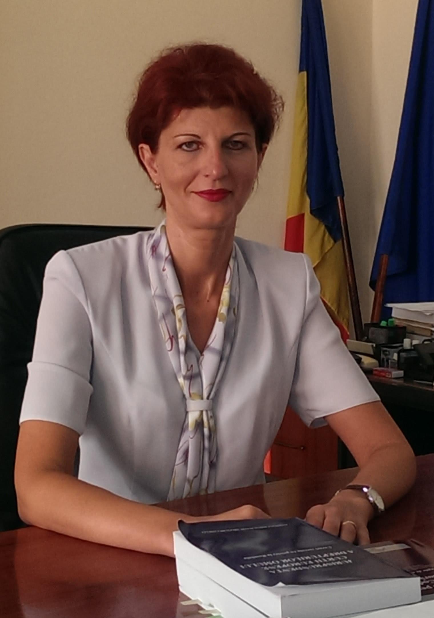 judecator Nicoleta Margareta Țînț, candidat CSM 2016