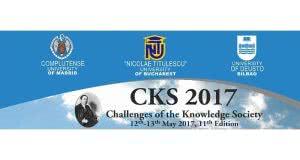 """Conferință Ştiinţifică Internaţională """"Provocările Societăţii Cunoaşterii"""" – ediția a XI-a"""