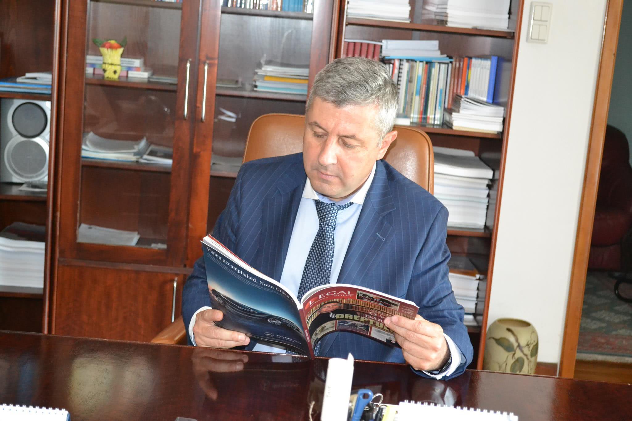 Ministrul Justitiei
