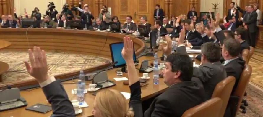 Florin Iordache, propus pentru funcția de ministru al justiției, a primit aviz favorabil din partea Comisiilor juridice