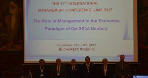 [Cum a fost] Cea de-a 11-a ediție a Conferinței Internaționale de Management