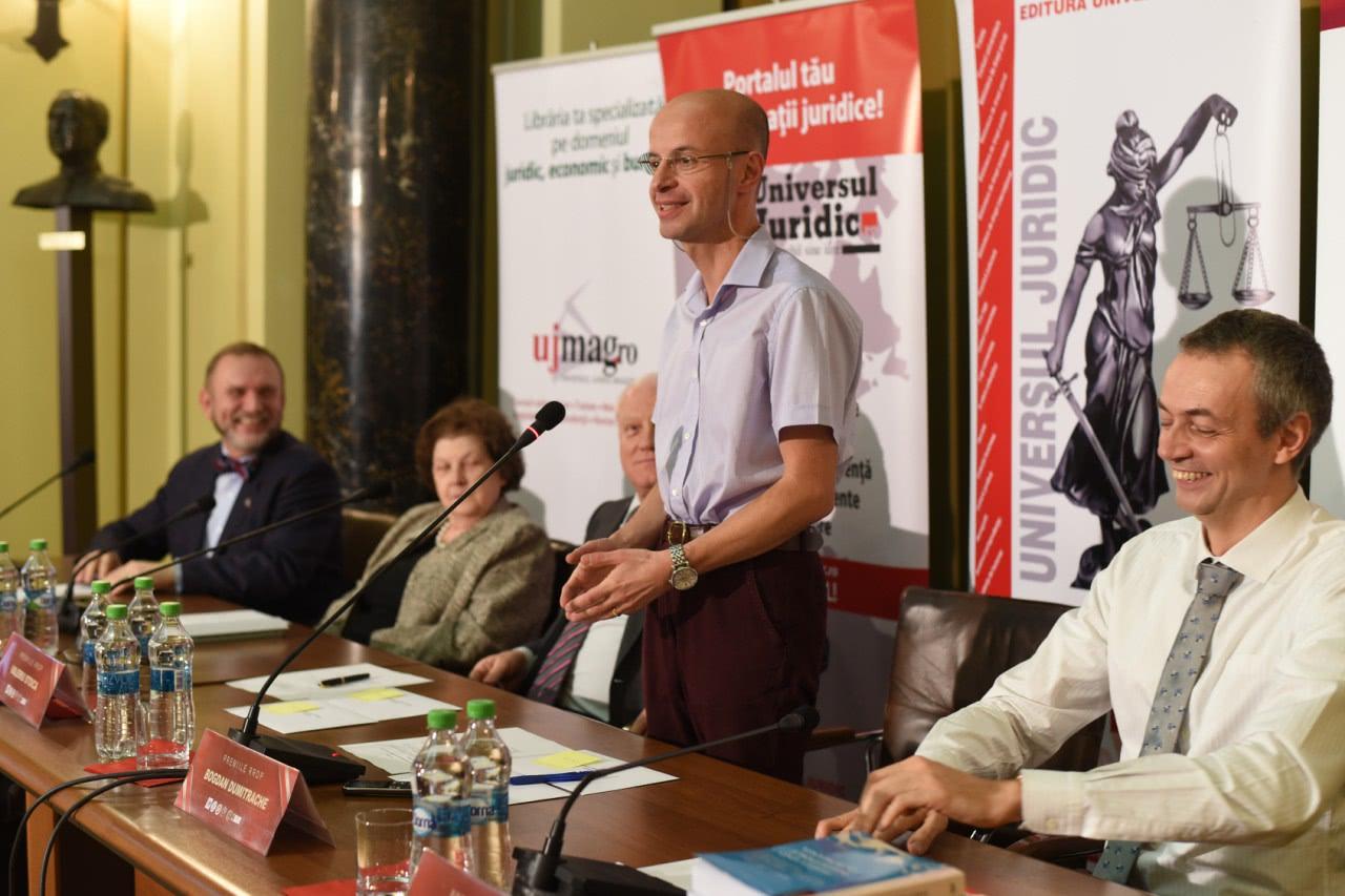 Bogdan Dumitrache la Premiile RRDP 2016