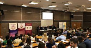 """[Cum a fost] Conferinţa """"Probleme actuale în procesul civil și în procesul penal"""", 5 Mai 2018"""