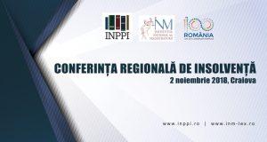 [CUM A FOST] Conferința regională de insolvență – Craiova, 2 noiembrie 2018