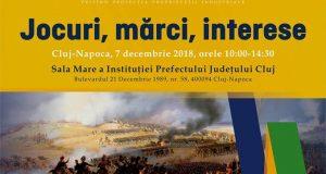 """Conferința națională """"Război și pace. Jocuri, mărci, interese"""", ediția a II-a"""