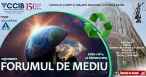 """[CUM A FOST] Conferința """"Forumul de mediu"""", ediția a IV-a"""