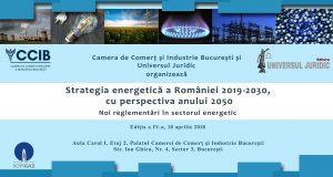 [CUM A FOST] Strategia energetică a României 2019-2030, cu perspectiva anului 2050. Noi reglementări în sectorul energetic