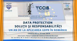 [CUM A FOST] Data Protection; Un an de la aplicarea GDPR în România, Ediția a VII-a