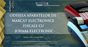 Odiseea aparatelor de marcat electronice fiscale cu jurnal electronic, Ediția a III-a