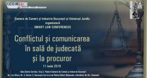 """SMART LAW CONFERENCES:""""Conflictul și comunicarea în sală de judecată și la procuror"""""""
