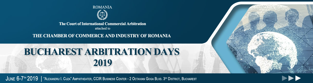 Bucharest Arbitration Days 1220X325