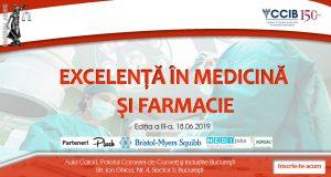 [CUM A FOST] Conferința Excelență în medicină și farmacie