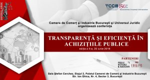 """[CUM A FOST] Conferința """"Transparență și eficiență în achizițiile publice"""", ediţia a II-a"""