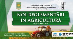 """[CUM A FOST] Conferința """"Noi reglementări în agricultură"""""""