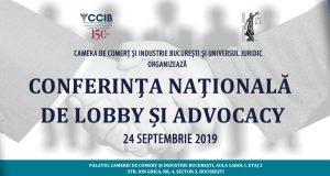 Conferinţa Națională de Lobby și Advocacy