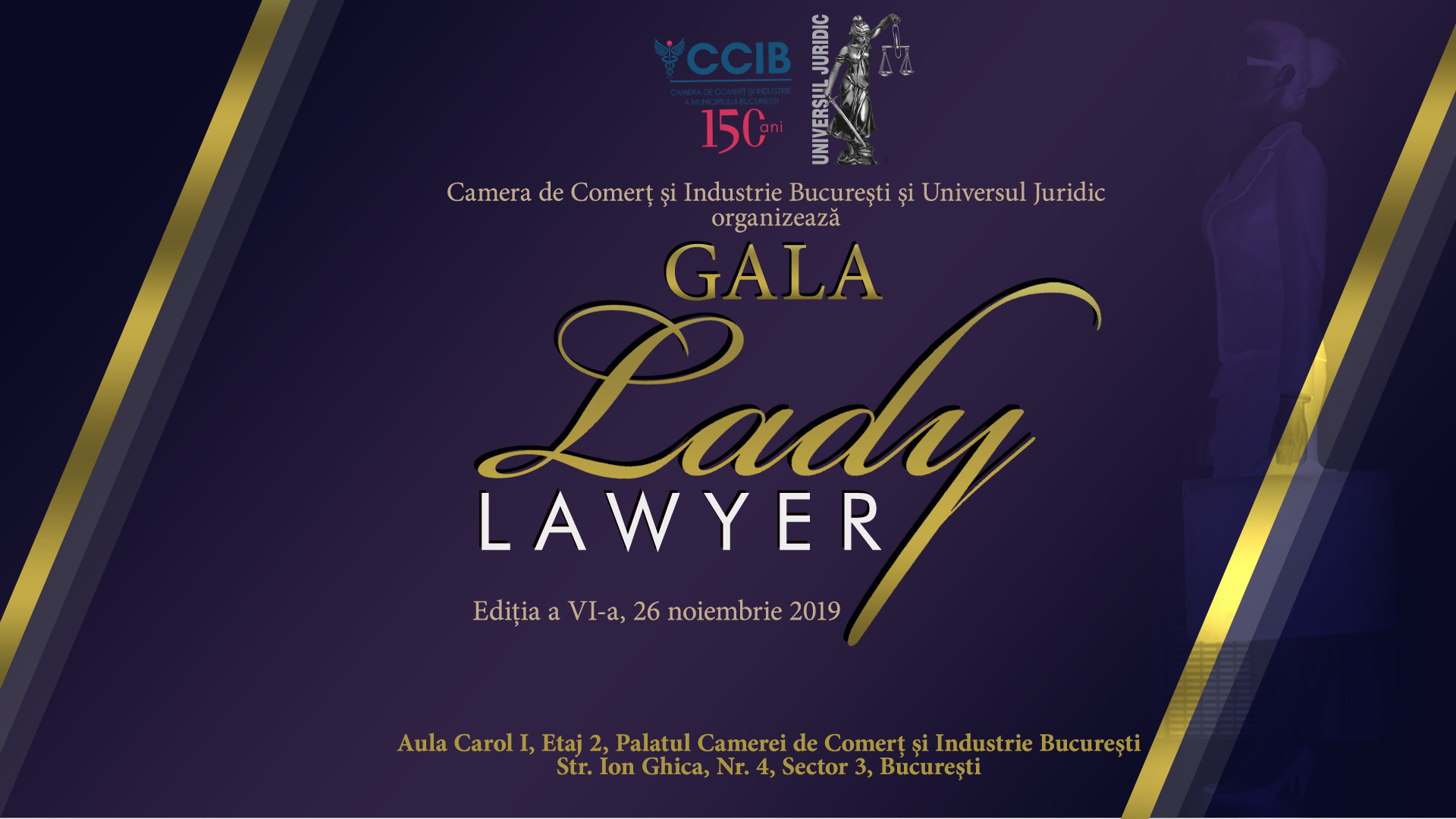 GALA LADY LAWYER, ediția a VI-a