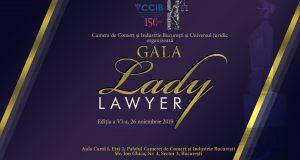 GALA LADY LAWYER, ediția a VI-a