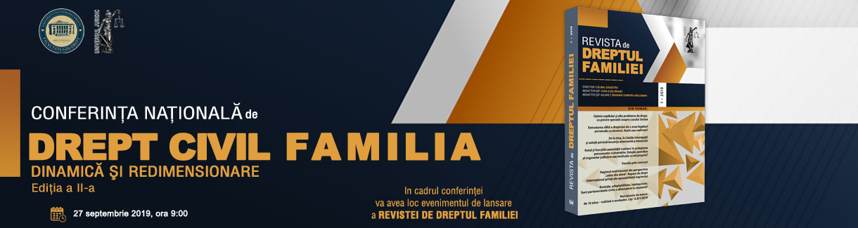 Header drept civil familia