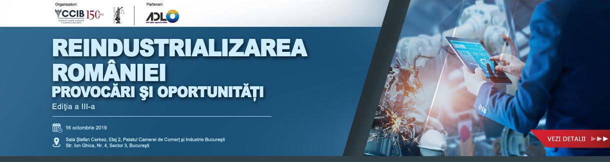 Reindustrializarea Romaniei 1220X325