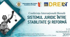 """[CUM A FOST] Conferinţa Internaţională Bienală """"Sistemul juridic între stabilitate şi reformă"""""""