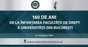 [CUM A FOST] 160 de ani de la înființarea Facultății de Drept a Universității din București