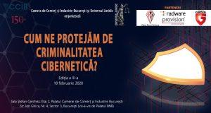 [CUM A FOST] [UPDATE: Acreditare INPPA] Cum ne protejăm de criminalitatea cibernetică? Ediția a III-a