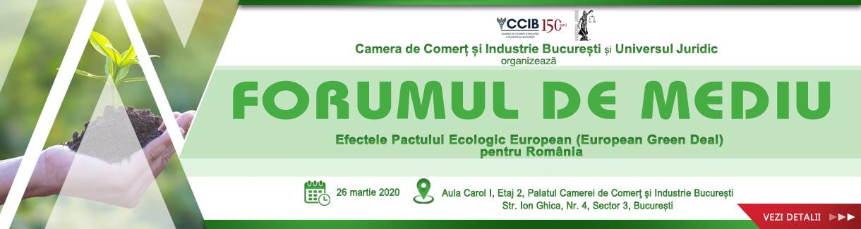 26 martie 2020 Forumul de mediu 1220X627