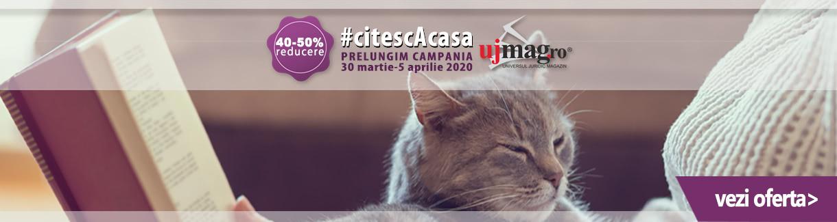 Campanie #citescAcasa 1220