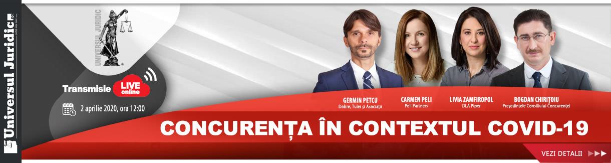 Concurenta in contextul COVID 19 1220X325