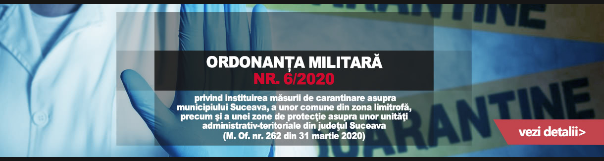 Ordonanta militara NR 6 1220