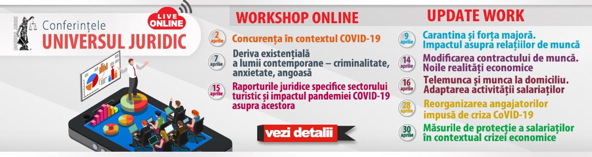Evenimente online UJ 1220X325