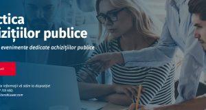 """Seria """"Practica achizițiilor publice"""" (4 webinarii)"""