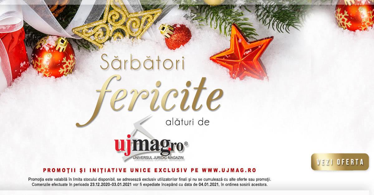 Sărbători fericite alături de UJmag.ro