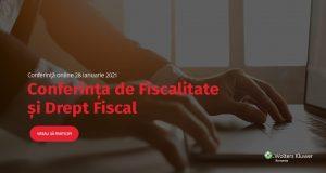 Conferința de Fiscalitate și Drept Fiscal