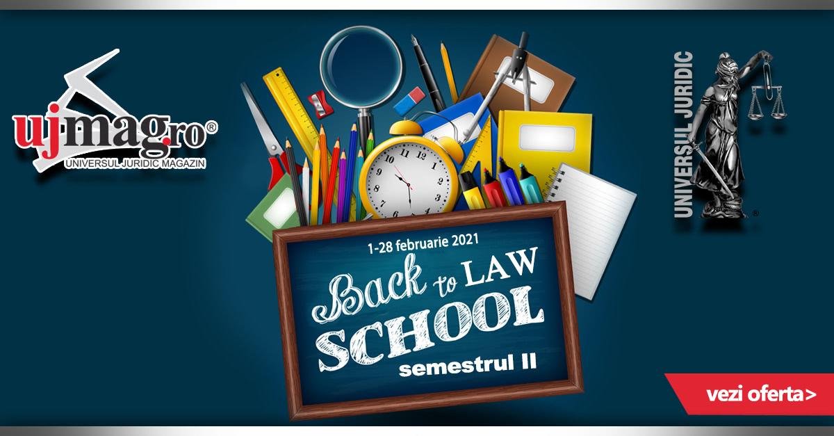 Campania Back To Law School