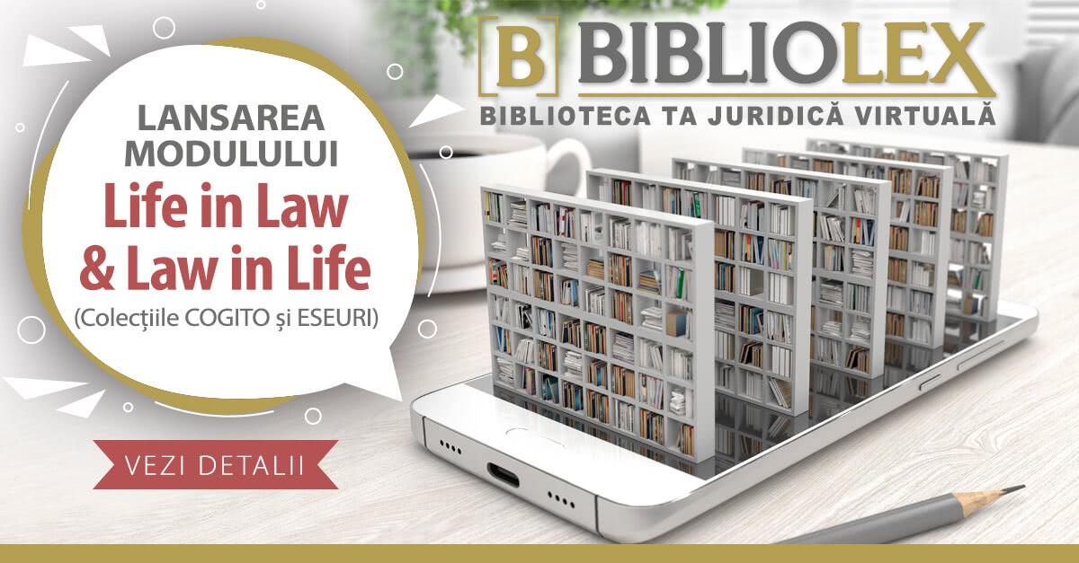 Bibliolex Biblioteca juridica virtuala