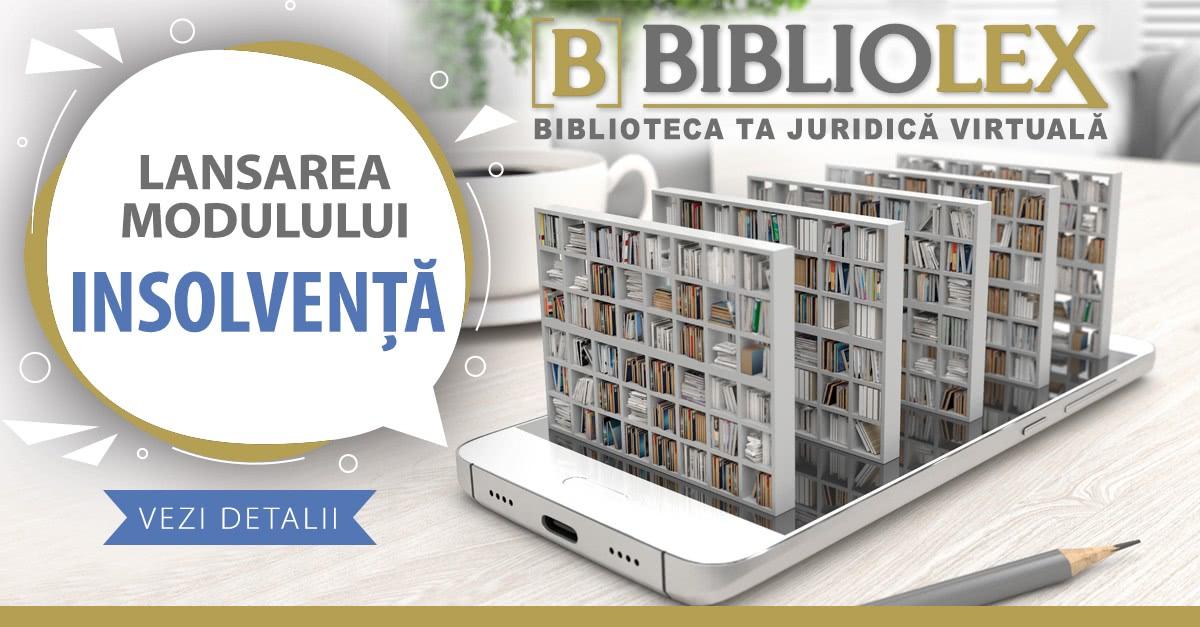 Bibliolex - Biblioteca juridica virtuala