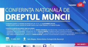 [CUM A FOST] Conferința Națională de Dreptul Muncii