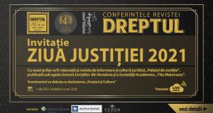Ziua Justiţiei 2021