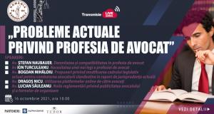 Masă rotundă: Probleme actuale privind profesia de avocat