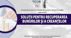 [CUM A FOST] Conferința Soluții pentru recuperarea bunurilor și a creanțelor, Ediția a IV-a