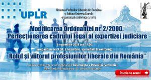 """[CUM A FOST] EXPERTIZA JUDICIARĂ. Conferința """"Modificarea Ordonanţei nr. 2/2000. Perfecţionarea cadrului legal al expertizei judiciare"""", ediția a II-a"""